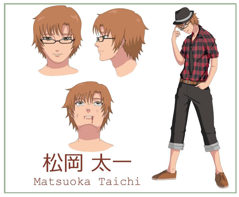 Matsuoka Taichi 2 by ToshaLG
