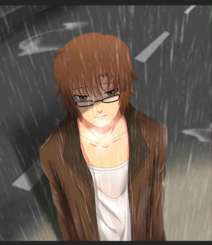 Rain by ToshaLG