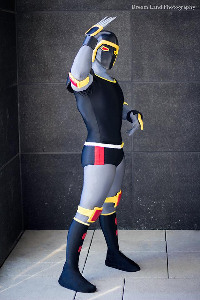 warsman cosplay by ZeeKayArt