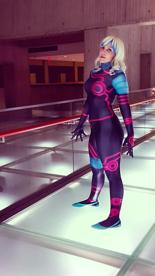 nia teppelin cosplay by ZeeKayArt