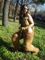 Faun Costume 02 by Idzit