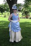Late Victorian dress 02