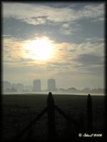 Brume du matin 02 by Idzit