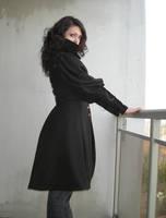 Steampunk coat 03 by Idzit