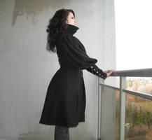 Steampunk coat 05 by Idzit