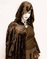 Mage costume by Idzit
