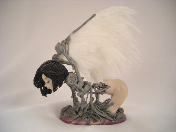 Battle Angel Alita by Idzit