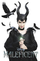 Maleficent cosplay by SumiCosplay