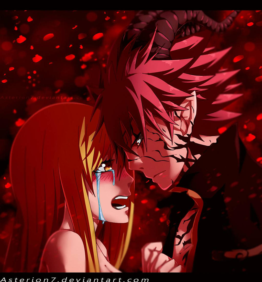 Lucy And Natsu Dragneel END By Asterion7 By Asterion7 On ...