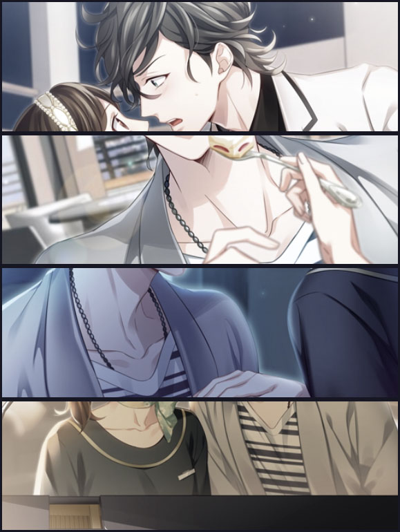 amour endiablé shizuka
