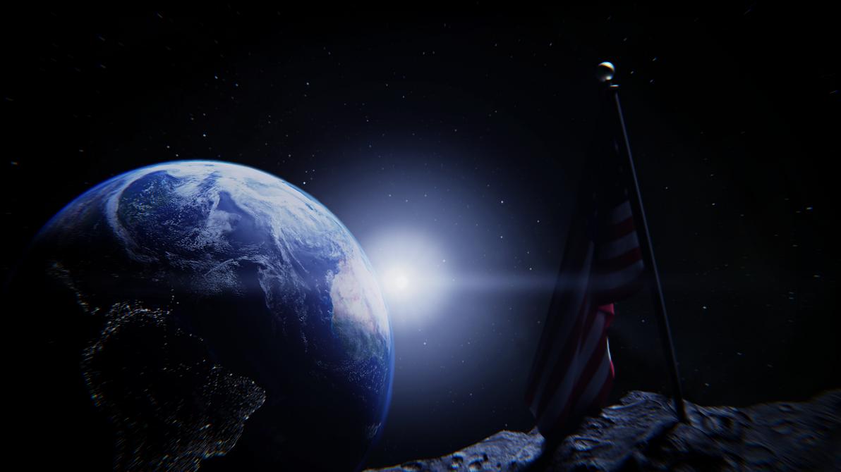 Earth by JJampy
