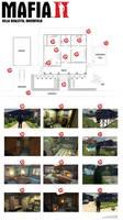 Mafia 2 - Villa Scaletta Floor Plan