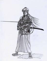 Samurai-Sesshoumaru