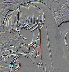 Digital Sesshoumaru