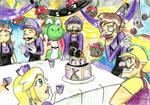 Walu's Birthday by Kelos-Kreations