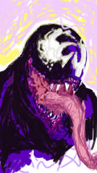venom by SuperSaiyanGod-Zilla