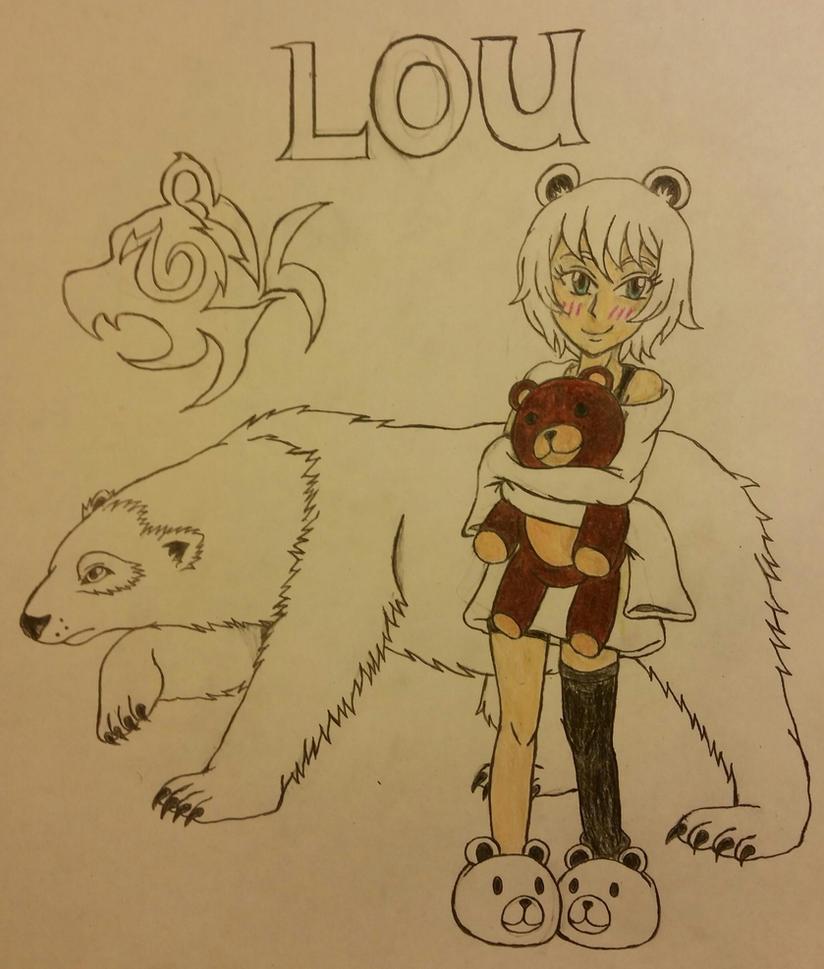 SOAR: Lou Ursai by dcb2art