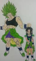 Super Kale. by dcb2art
