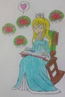 Star Princess Samus: Mother of the Metroids by dcb2art