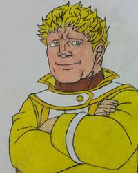Ra Yellow: Raphael