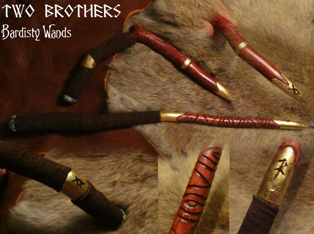 Two Brothers by Seraphine-Harmonium