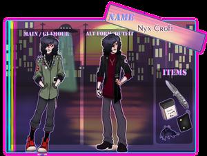 CC: Nyx Croft [Updated]