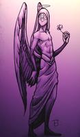 Angel by Erinah