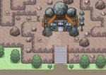 Pokemon Rock Type Gym