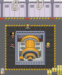 Pokemon Power Plant