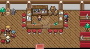 Pokemon Bar