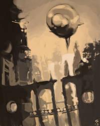 Fanart - Fallout 3 by -tai-