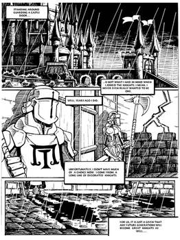 Untitled Comic Project: Page 1
