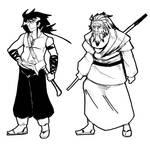 Verboten Character Studies 1
