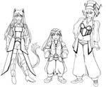 Verboten Character Studies 2