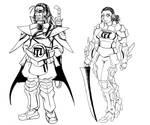 Verboten Character Studies 4