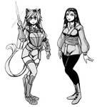 Verboten Character Studies 5