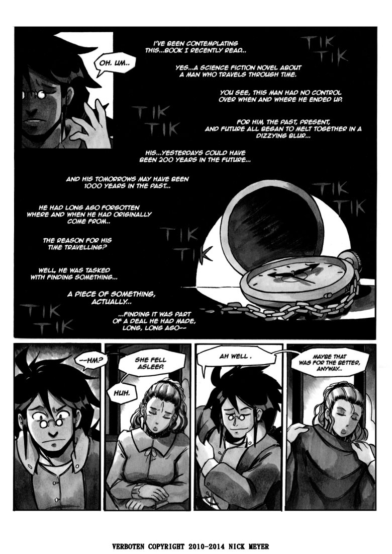 Verboten Extra Chapter Page 4