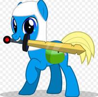 finn the pony