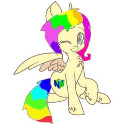 art to Rainbow tootsie