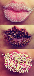 Candy Lips by Cheesymo0n