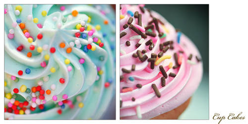 - cup cakes - by cantropus