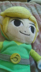 My link plush by Linkfourswords