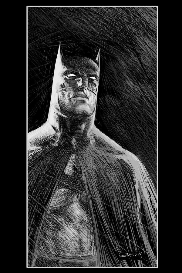 Batman by Diego-Greco