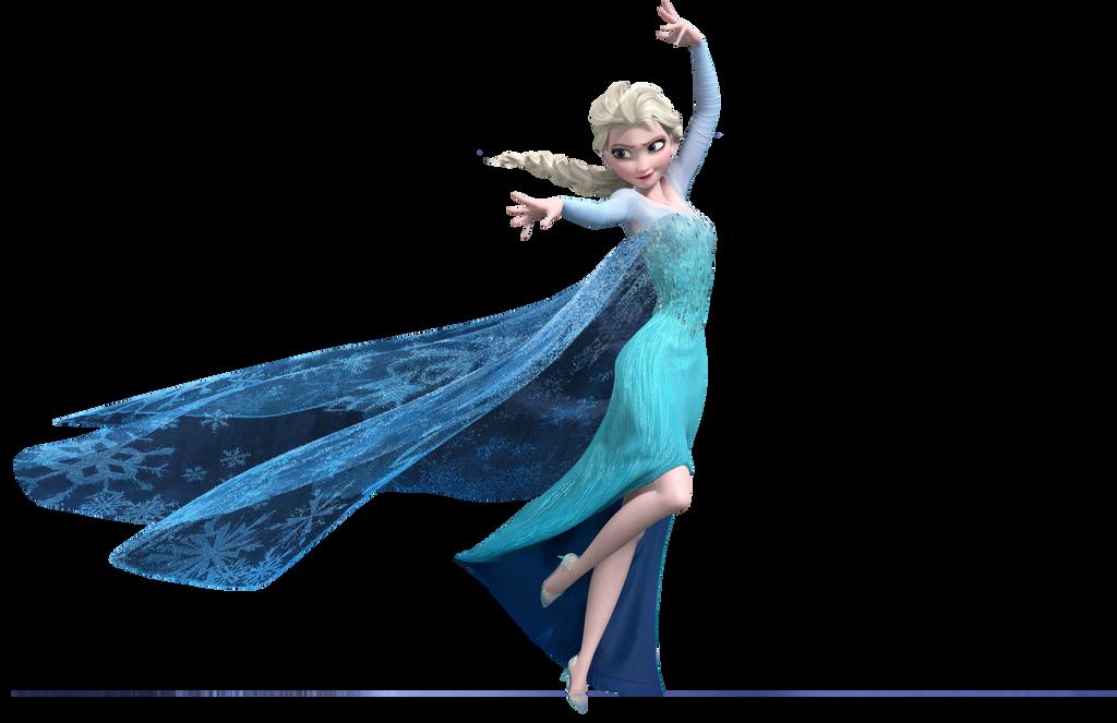 Elsa Png Frozen by Barucgle123