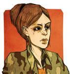 A Portrait of Clarisse