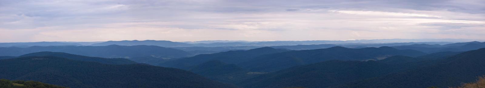 Panorama wetlinska