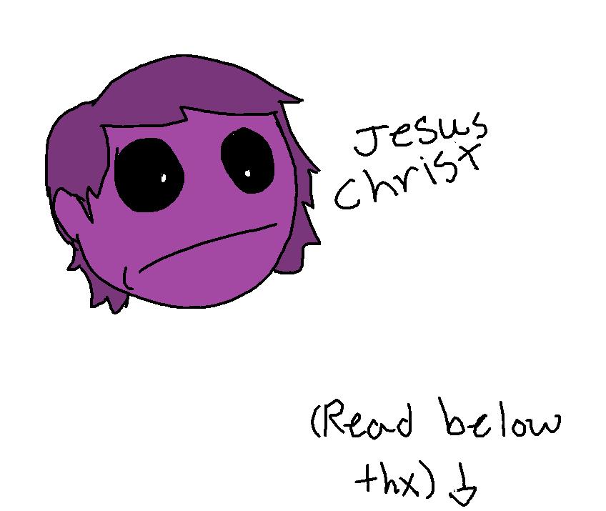 Jesus Fucking Christ by Frixen