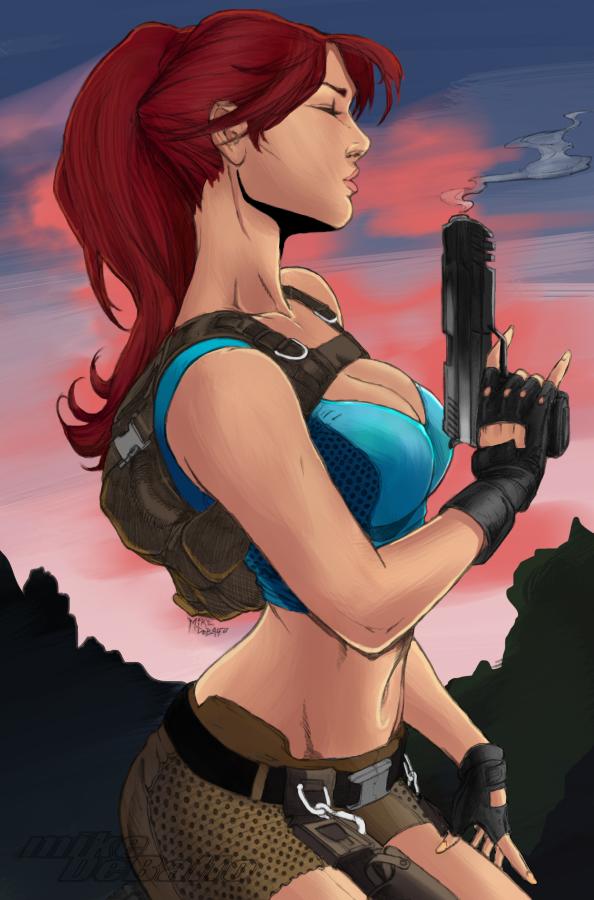 Lara~ by liliDUR