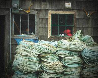Fisherman's Barn by graphicmusings