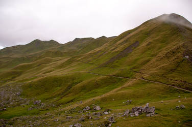 Hike to Carschina Hut 2015 by Ma-Wo